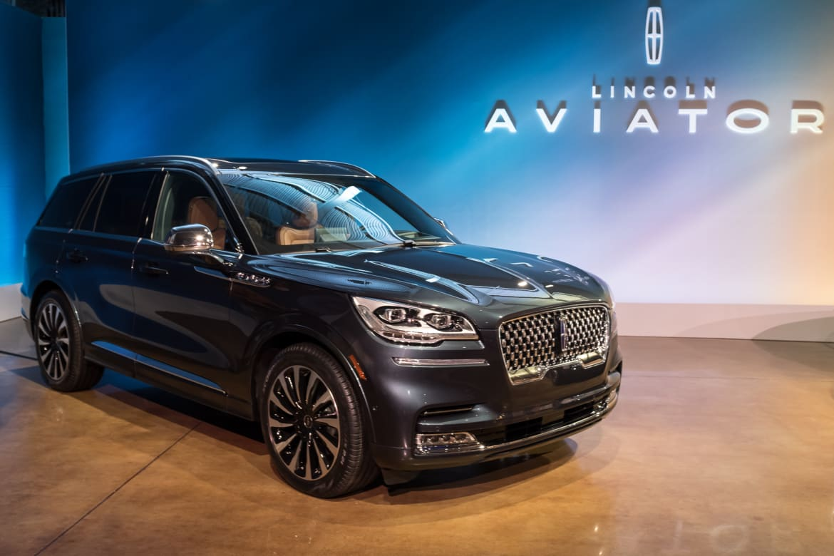 Lincoln Mkx Suv >> 2020 Lincoln Aviator: Ready for Your First-Class Upgrade ...