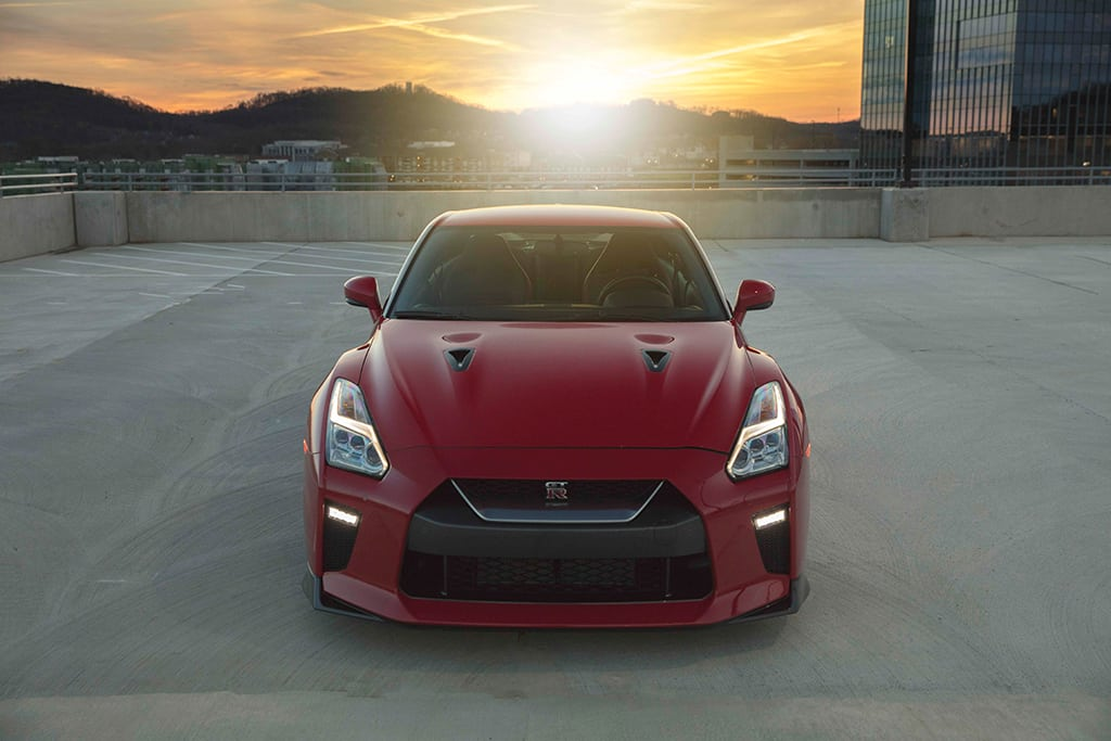 2017 Nissan Gt R Track Edition Revs Up For New York News