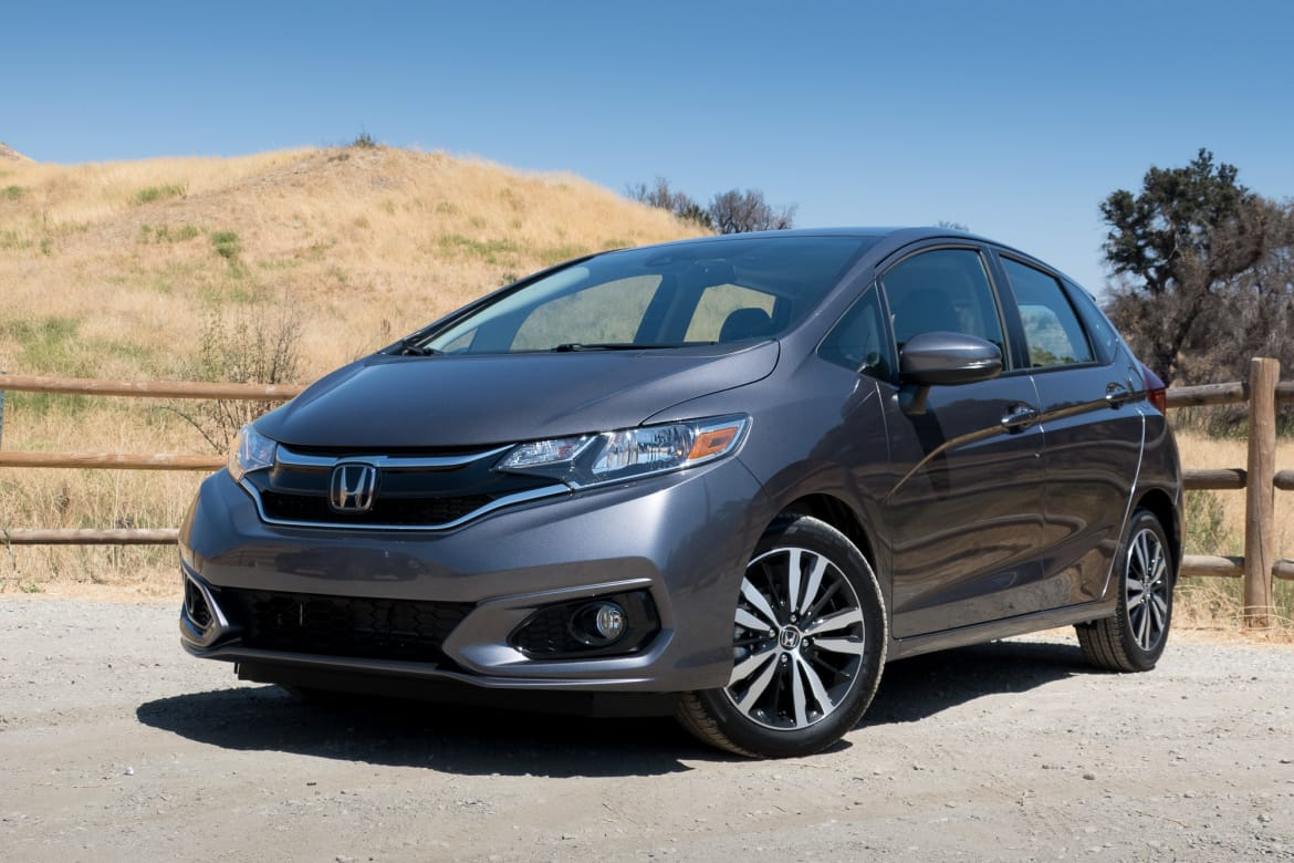 2018 Honda Fit Review: First Drive