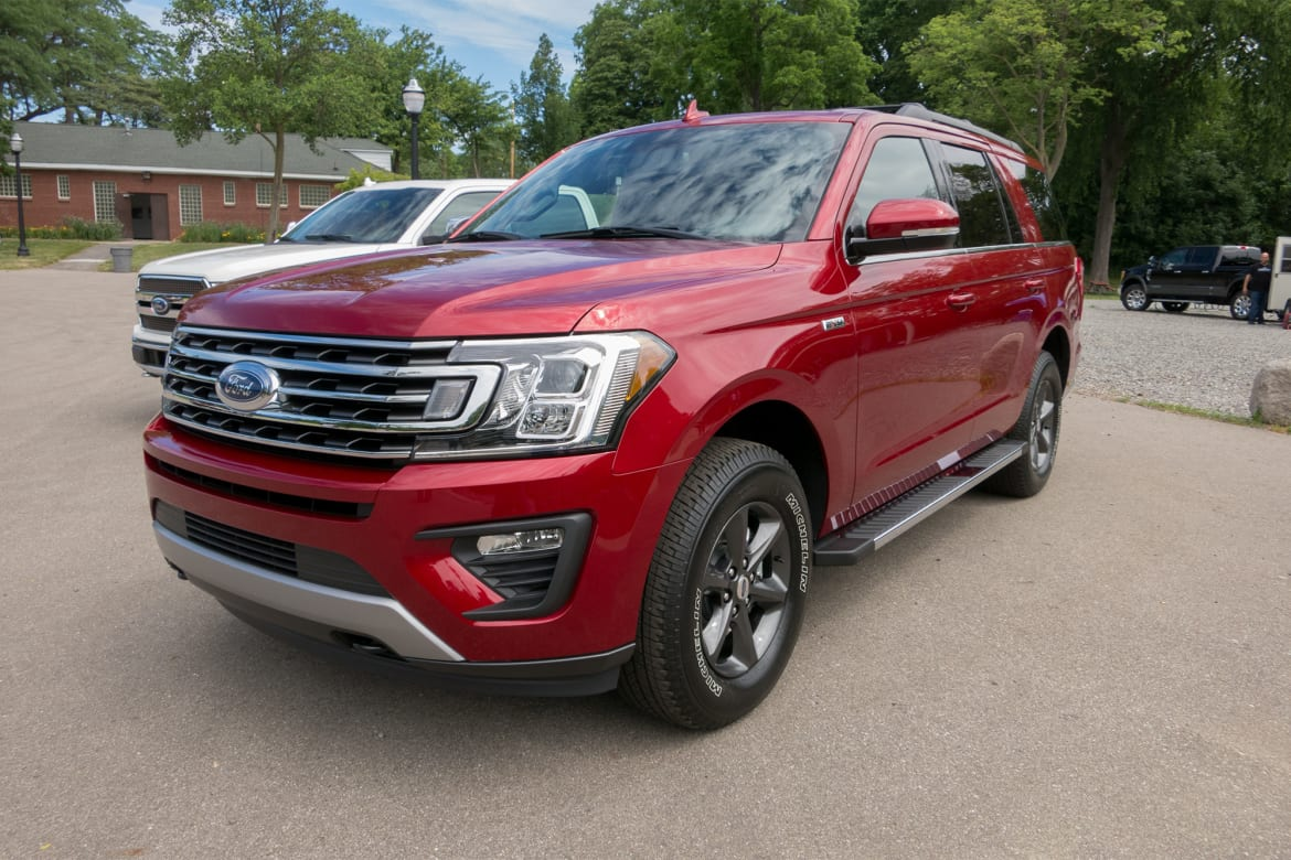 2018 Ford Expedition Fx4 Preview News Carscom