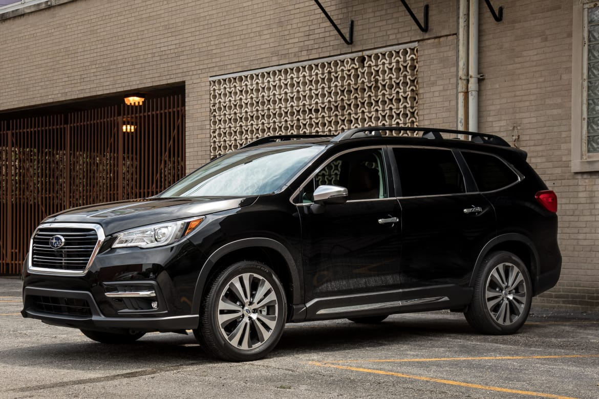 5 biggest news stories of the week  subaru ascent excels in safety