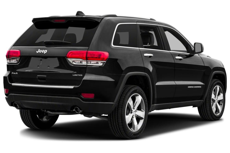 Recall Alert  2016 Jeep Grand Cherokee