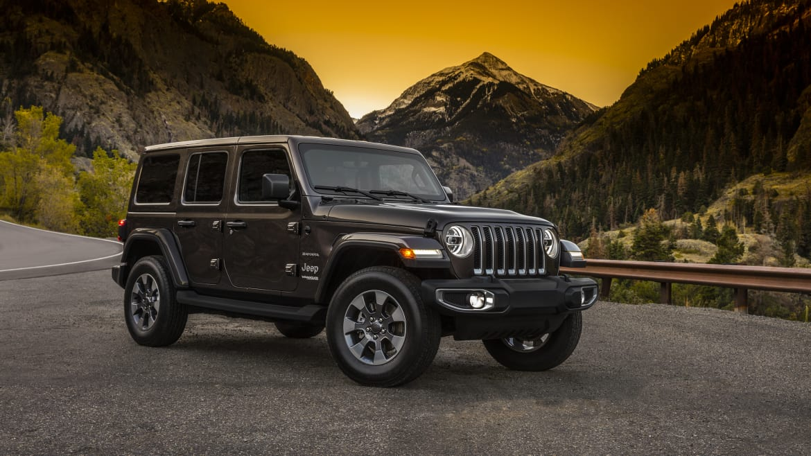 How Will Jeep Make The 2020 Wrangler A Plug In Hybrid News Cars Com