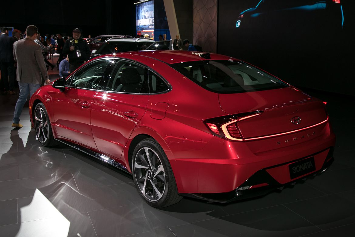 Just How Good Is the 2020 Hyundai Sonata's Redesign ...