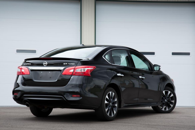 2017 Nissan Sentra SR Turbo Review: Quick Spin   News   Cars com