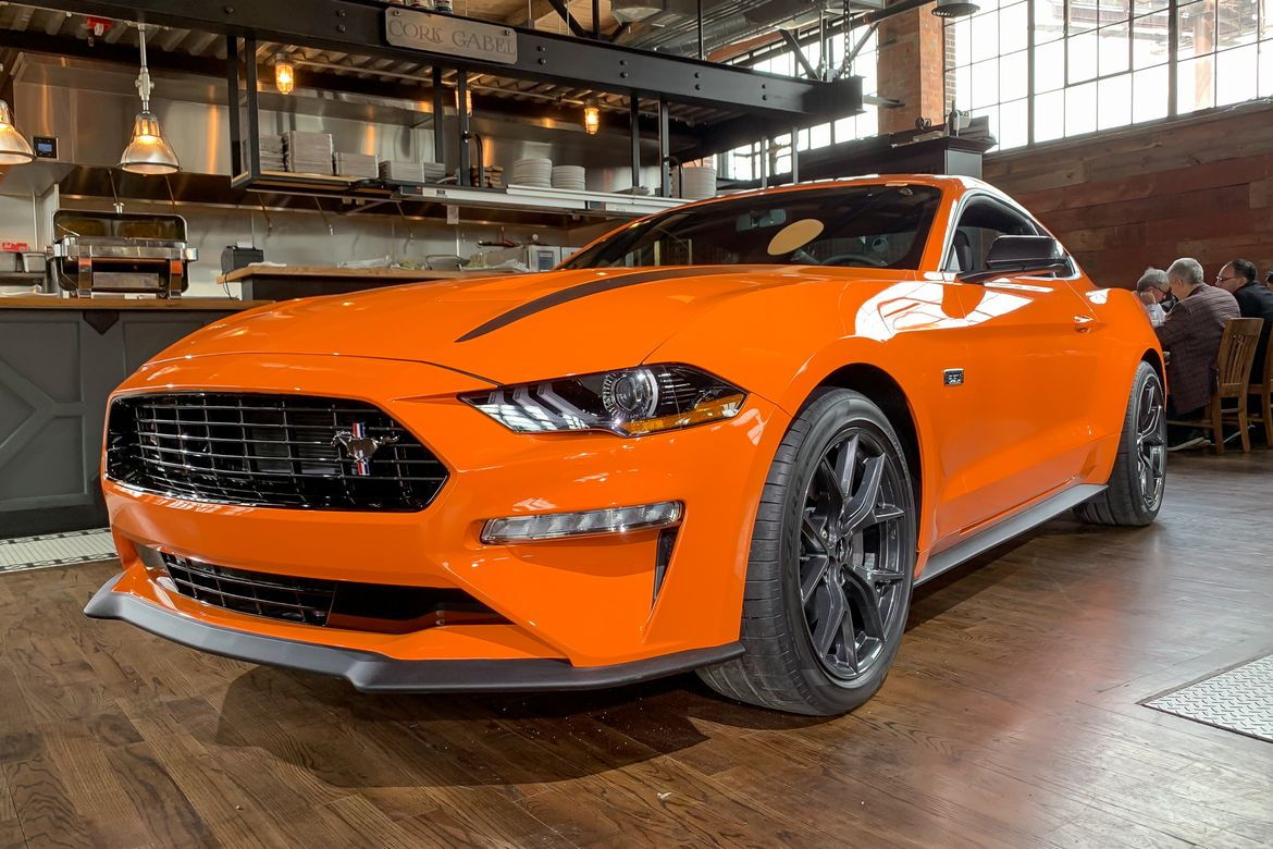 2020 ford mustang ecoboost 2 3l high performance pack fantastic