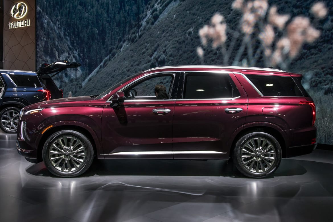 2020 Hyundai Palisade Release Date, Interior. Specs, And Price >> What S The Difference Between The 2020 Hyundai Palisade And