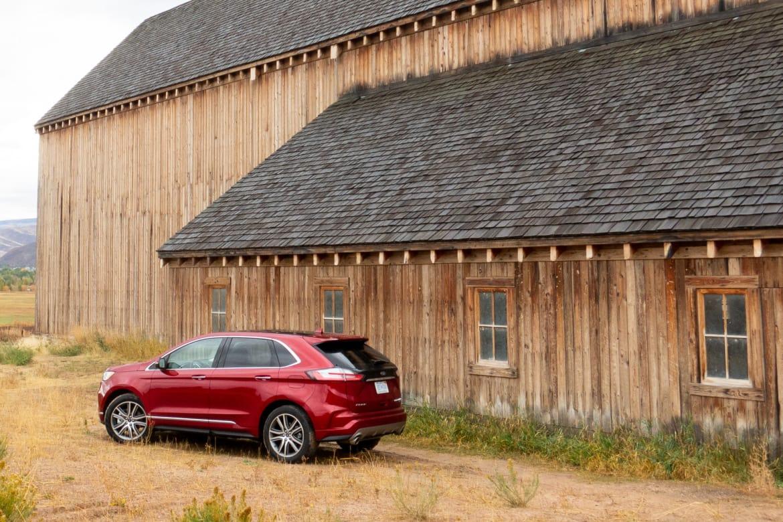 Ford Tops Up 2019 Edge Titanium, But Is It Elite Enough