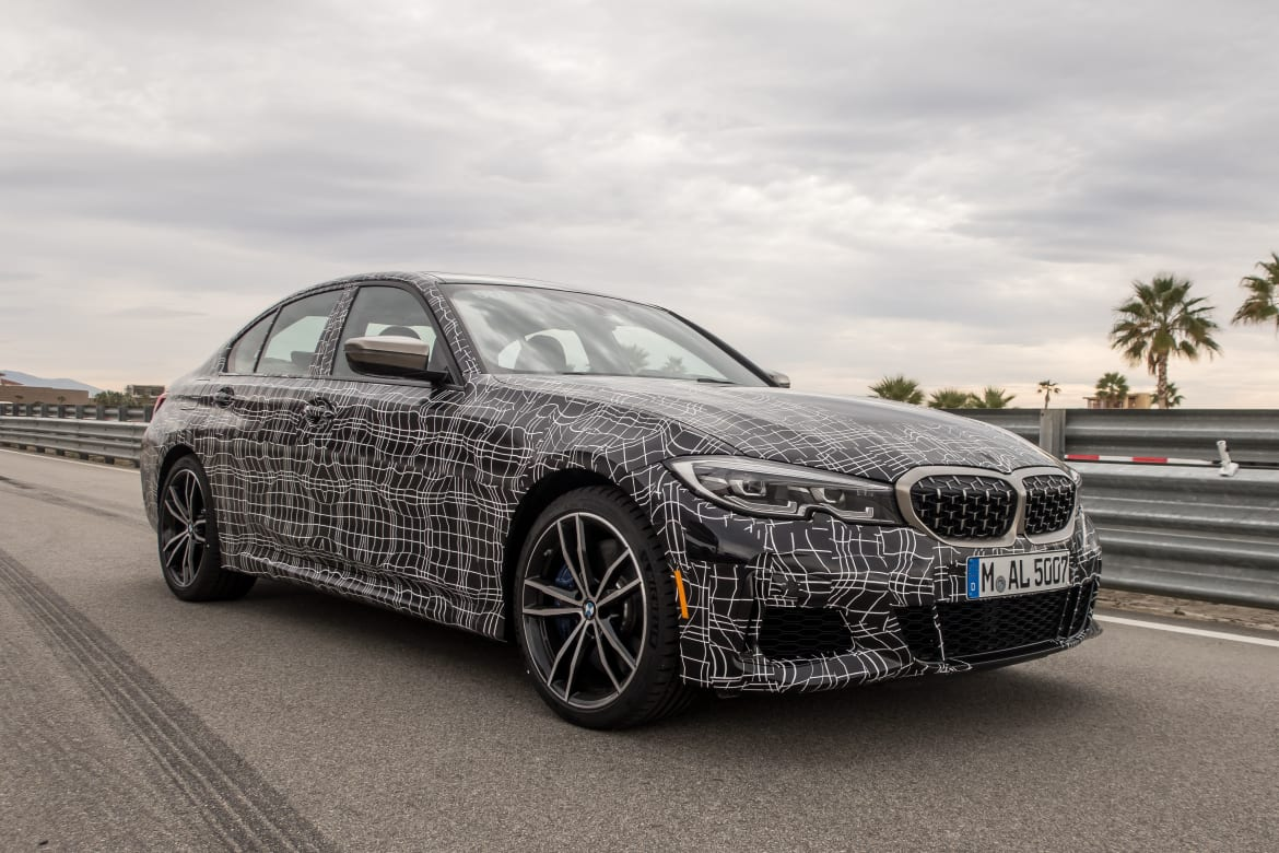 2019 2020 Bmw 3 Series First Drive Is The Mojo Back News Cars Com