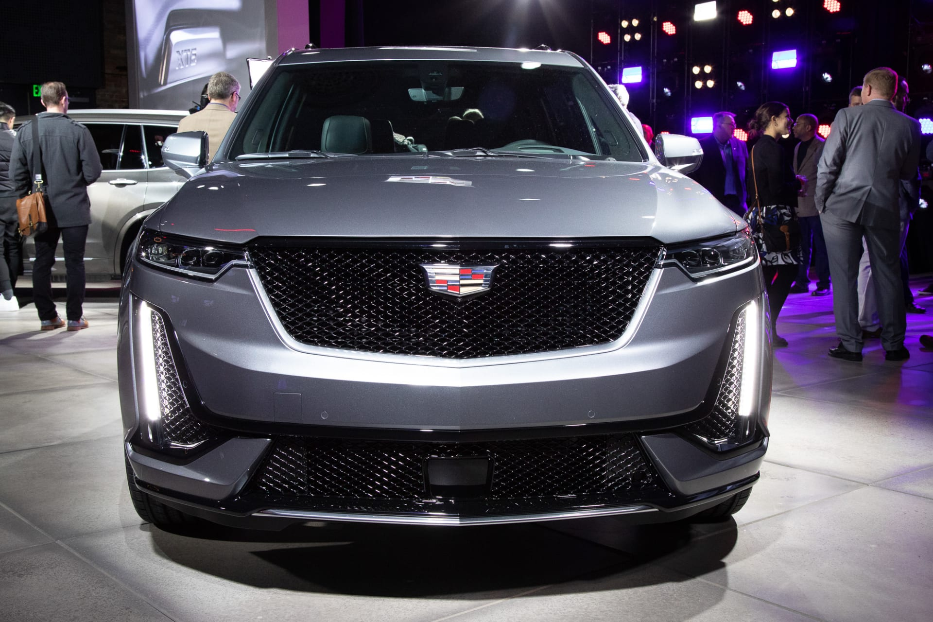 Auto Show 2020 Detroit.10 Biggest 2019 Detroit Auto Show Stories 2020 Cadillac Xt6