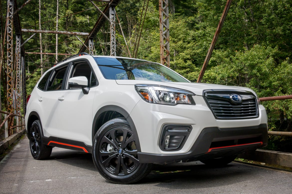 2019 Subaru Forester Everything You Need To Know News