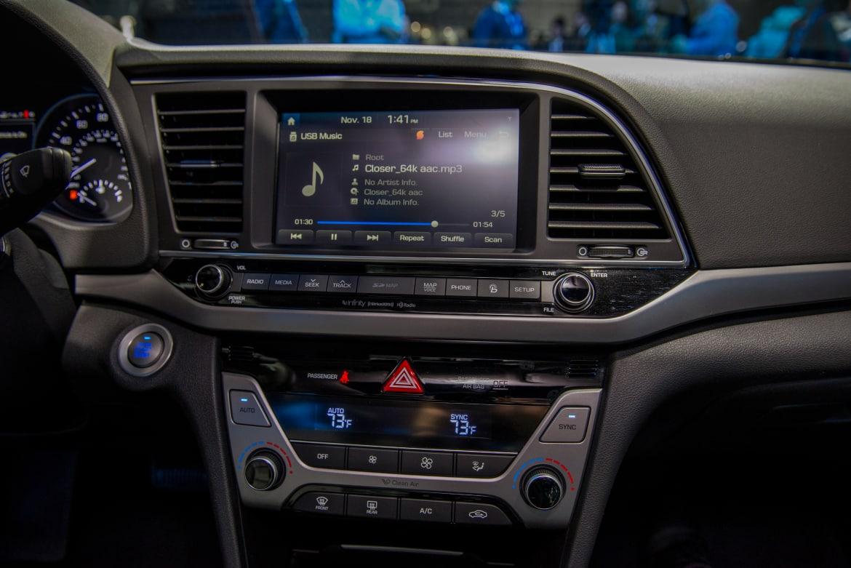 2017 Hyundai Elantra Gets Android Auto, Apple CarPlay | News