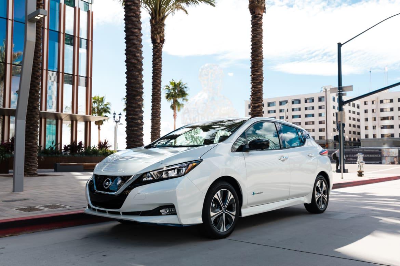 Nissan Leaf For Sale >> 2019 Nissan Leaf Plus Starts At 37 445 Goes On Sale Soon News