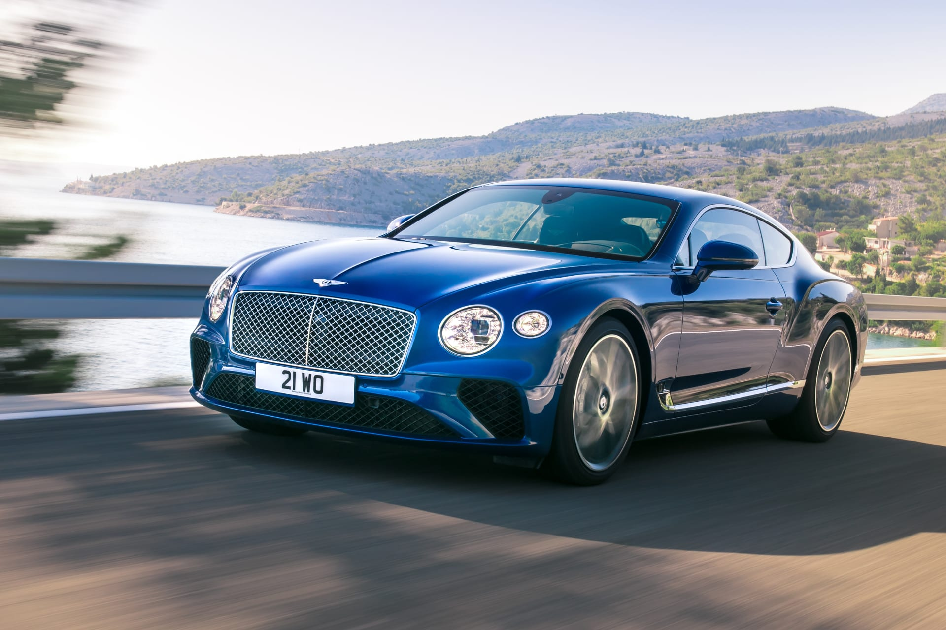 2019 Bentley Continental Gt Preview News Cars Com