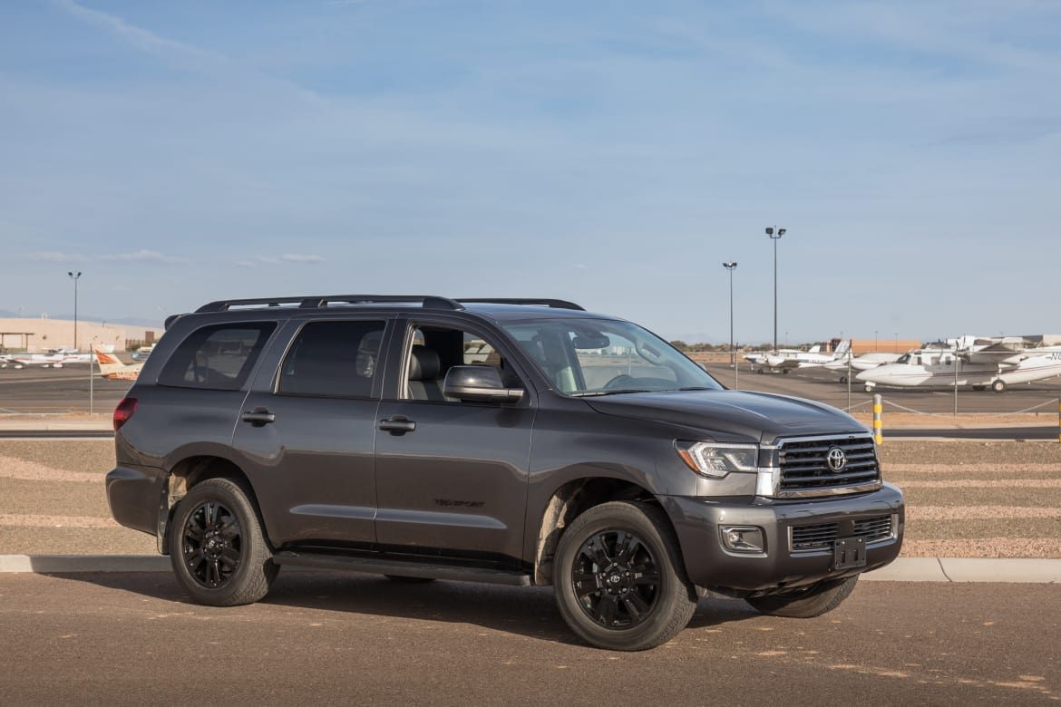 Toyota Large Suv >> What S The Best Full Size Suv For 2018 News Cars Com