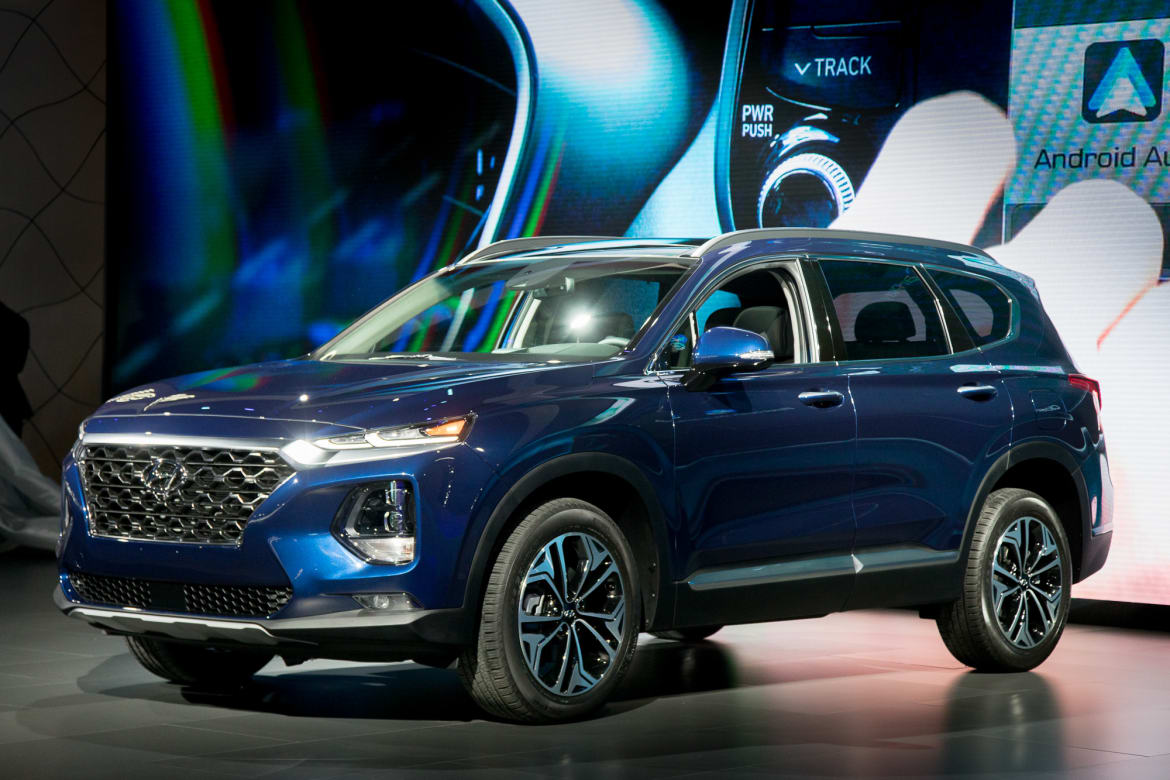 2019 Hyundai Santa Fe: Fresh Name, Fresh Features, Fresh