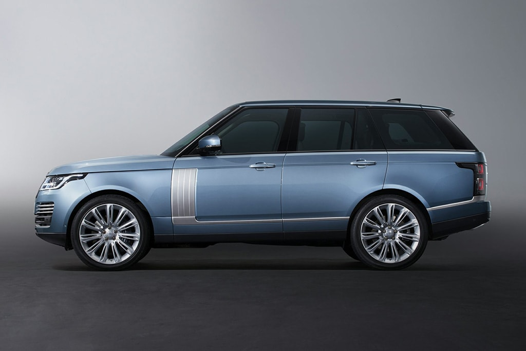 2019 Land Rover Range Rover: What's Changed | News | Cars com