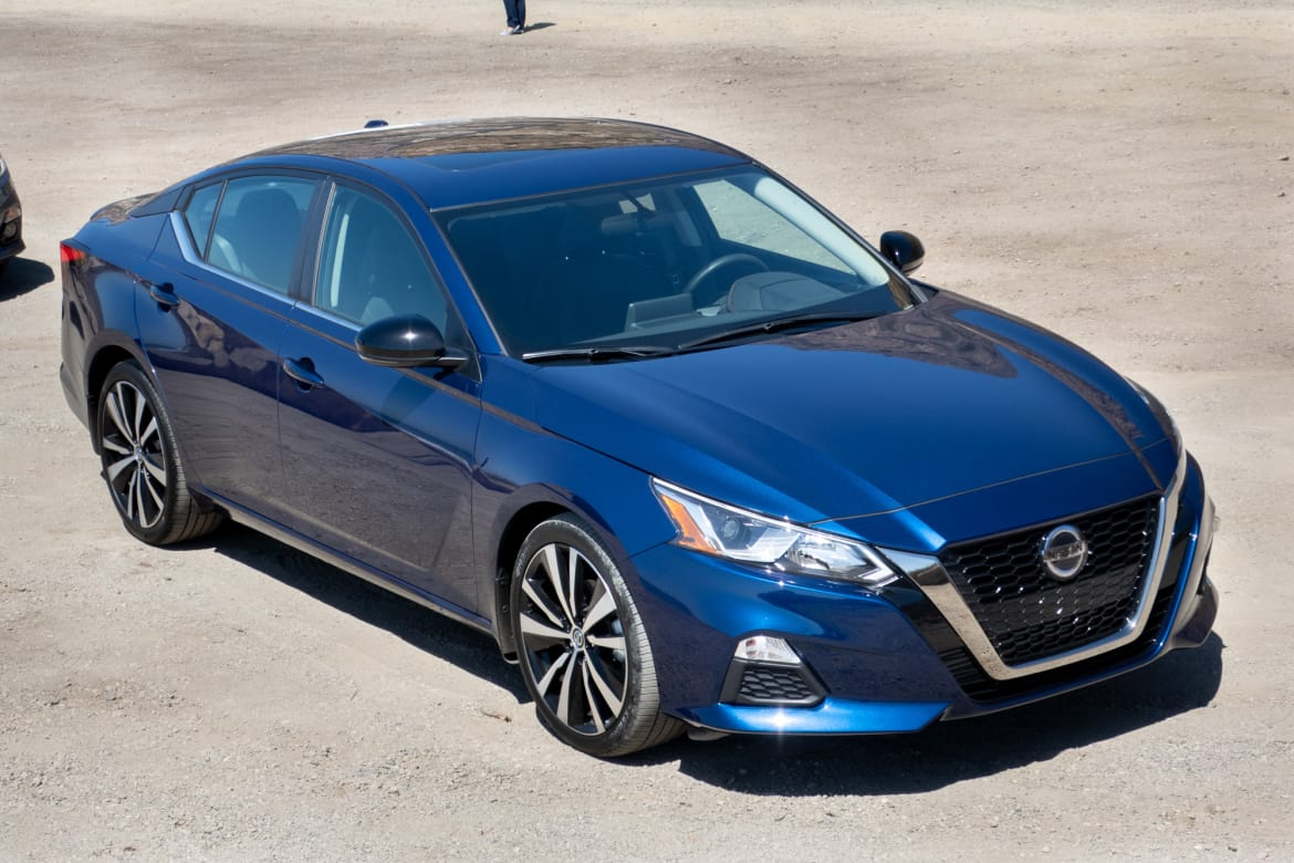 2019 Nissan Altima First Drive When Better Isn T Enough
