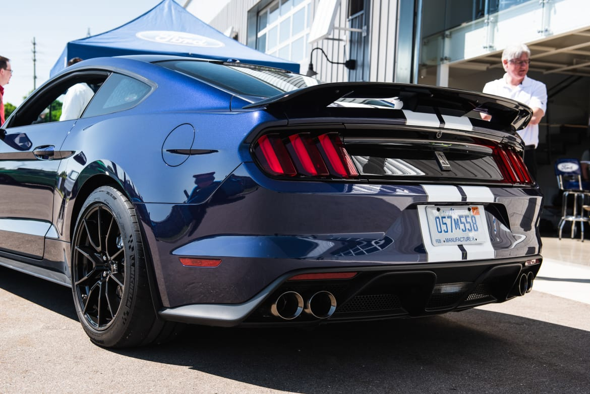 2019 ford shelby gt350 mustang is tweaked for speed news cars com