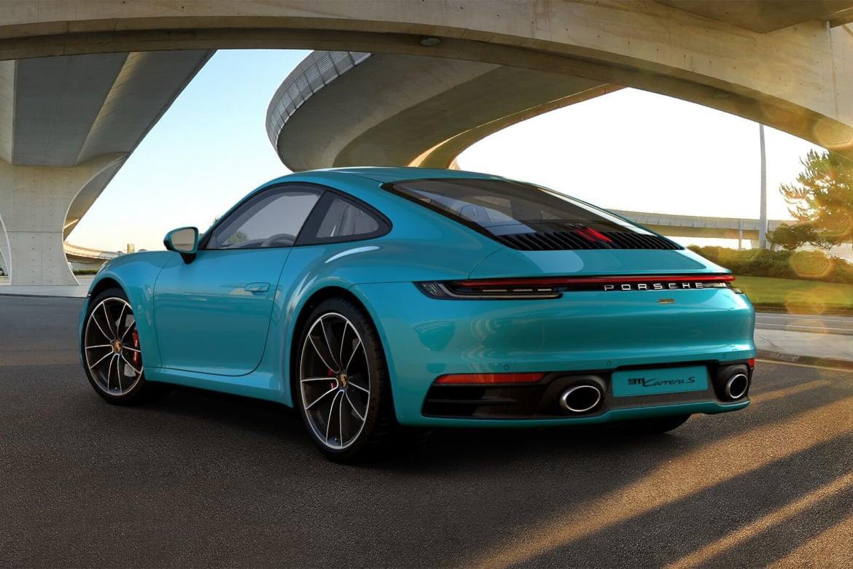 My 2020 Porsche 911 Fantasy Configuration News Cars Com