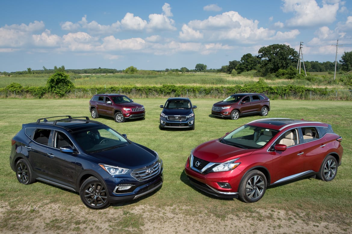 2016 Suvs Worth Waiting For >> What S The Best Midsize Suv For 2016 News Cars Com