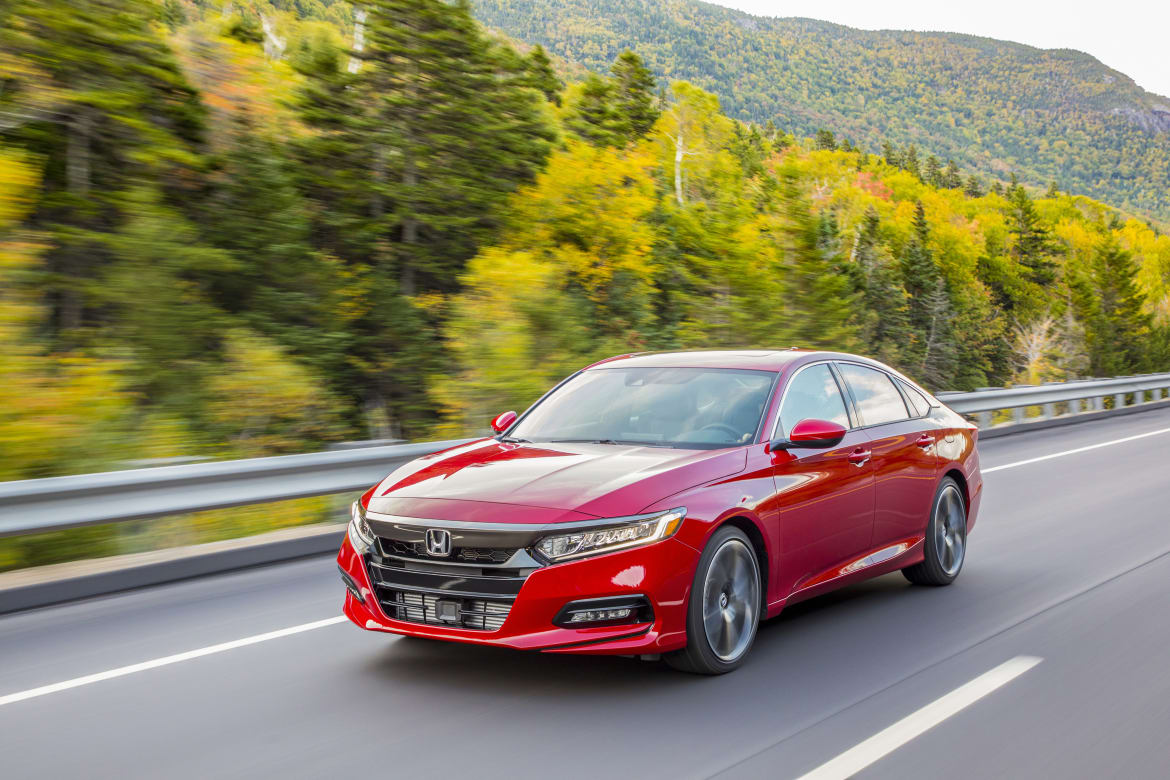 2019 Honda Accord and Civic Hatchback, Type R on Sale: What