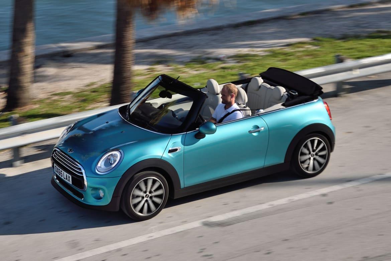 2016 Mini Cooper Convertible First Look News Cars Com