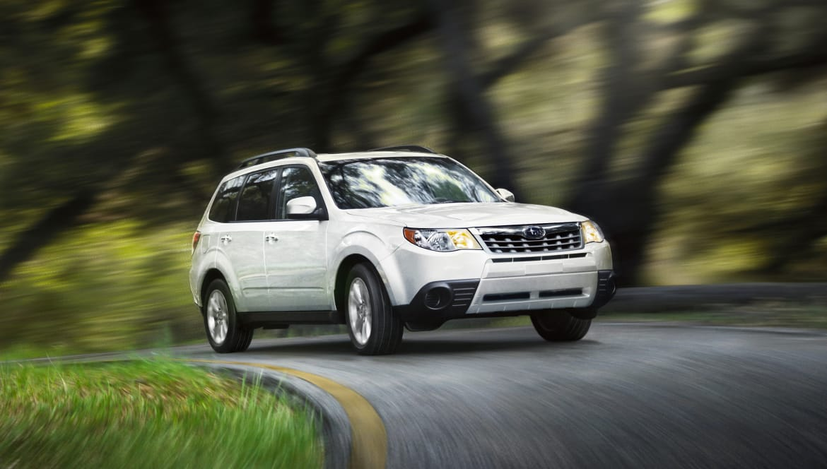 2011-13 Subaru Forester Engines Slow to Start | News | Cars com