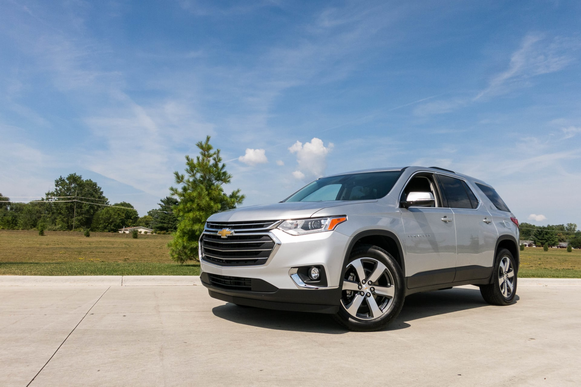 2018 Chevrolet Traverse Review: First Drive | News | Cars com