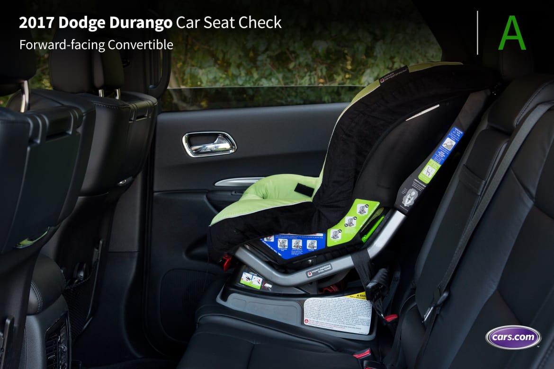 Wondrous 2017 Dodge Durango Car Seat Check News Cars Com Alphanode Cool Chair Designs And Ideas Alphanodeonline