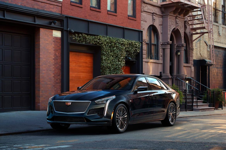 The 2019 Cadillac CT6 V-Sport Is Your New Sleeper Sedan ...