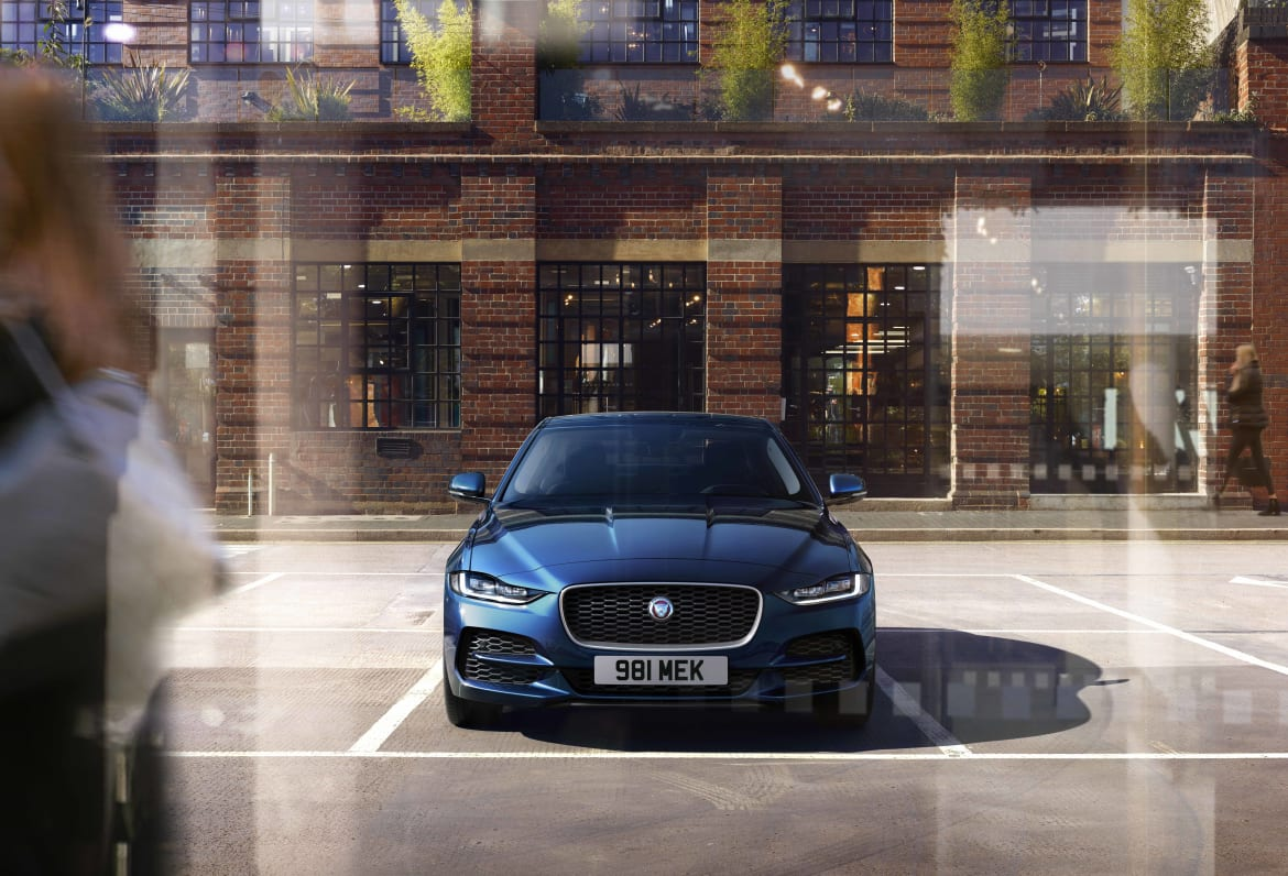2020 Jaguar XE Gets Updated Styling, Drops V-6 and Diesel