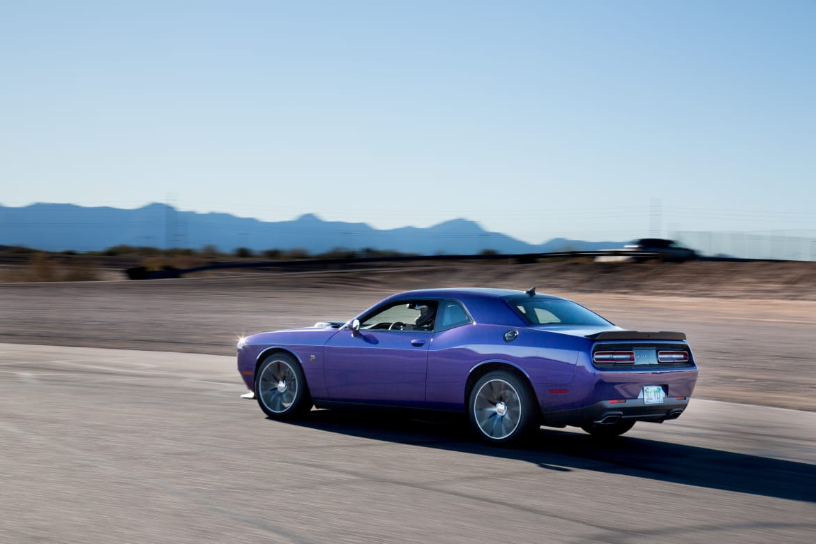 Should You Buy A Dodge Challenger With an Automatic or