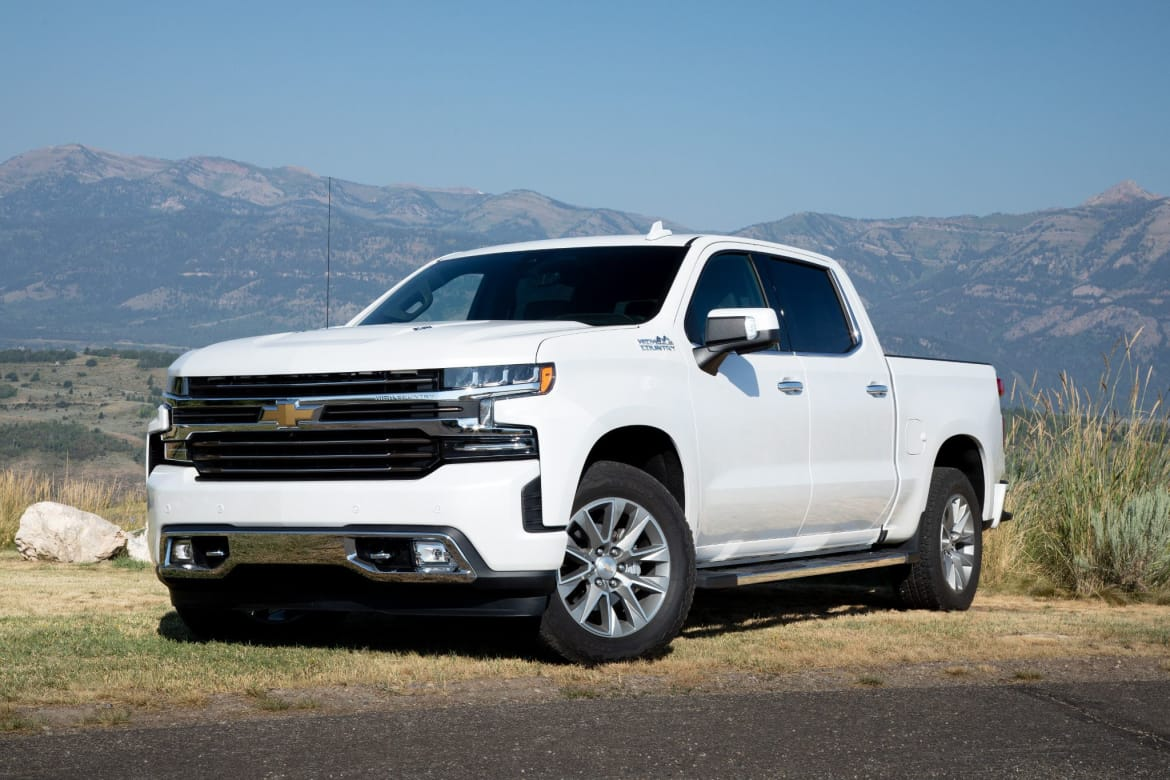 Types Of Pickup Trucks >> 2019 Pickup Truck Of The Year News Cars Com