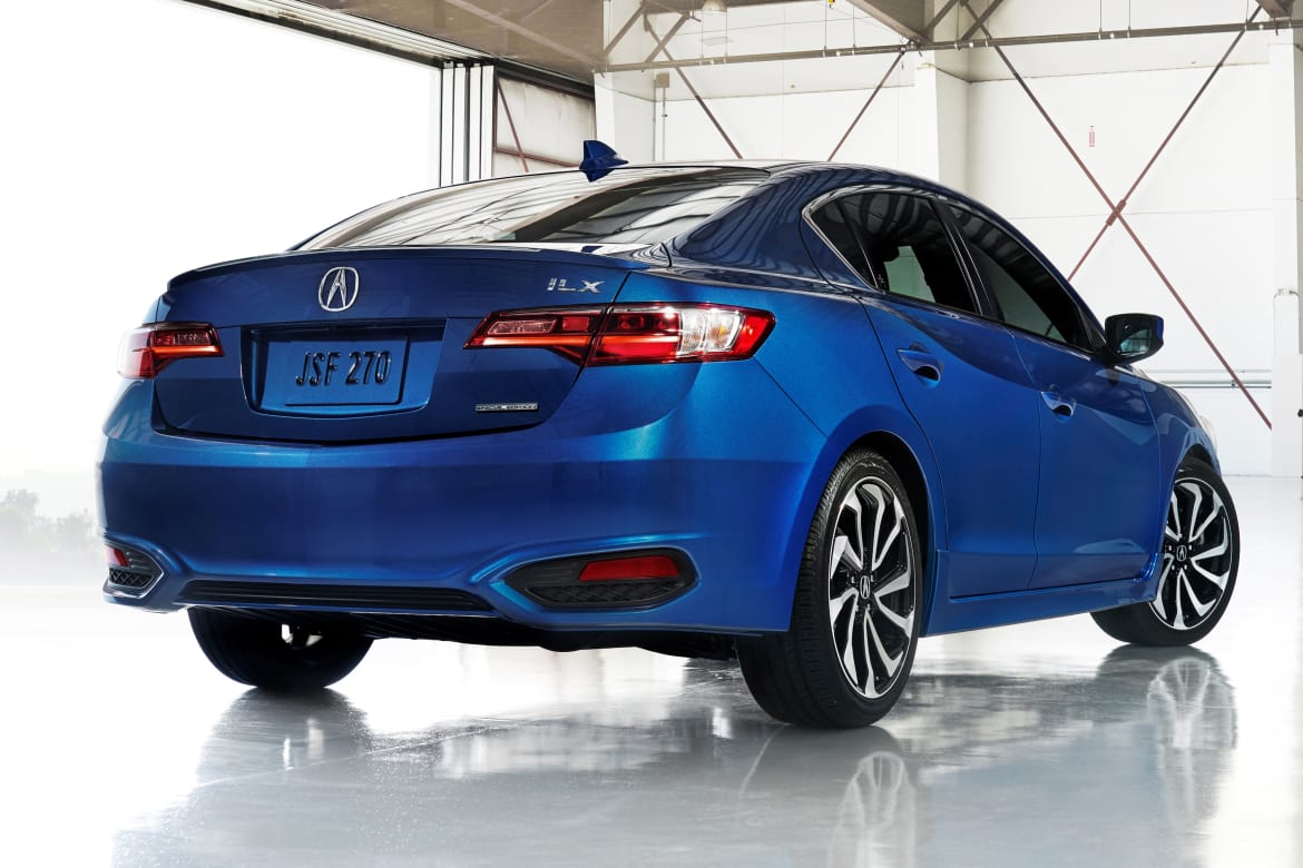 2018 Acura ILX Adds Budget A-Spec Package, Raises Price
