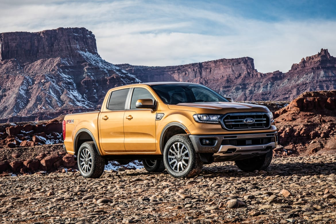 Build Price And Configure Your New Ford Valley Ford Truck >> We Now Have Full Pricing Details For The 2019 Ford Ranger News