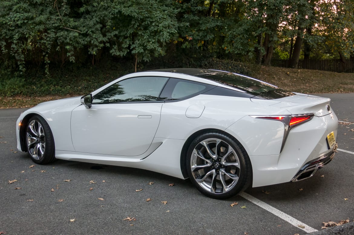 Lexus Lc 500 Price >> 5 Things To Make Touring In A Lexus Lc 500 Grander News