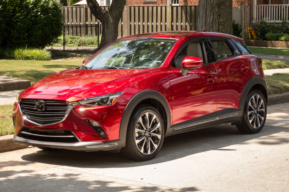 Top 5 Reviews And Videos Of The Week The 2019 Mazda Cx 3 Takes Over