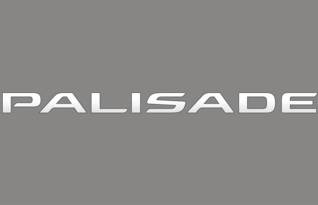 It's No Bluff: Hyundai Names New Big SUV the Palisade