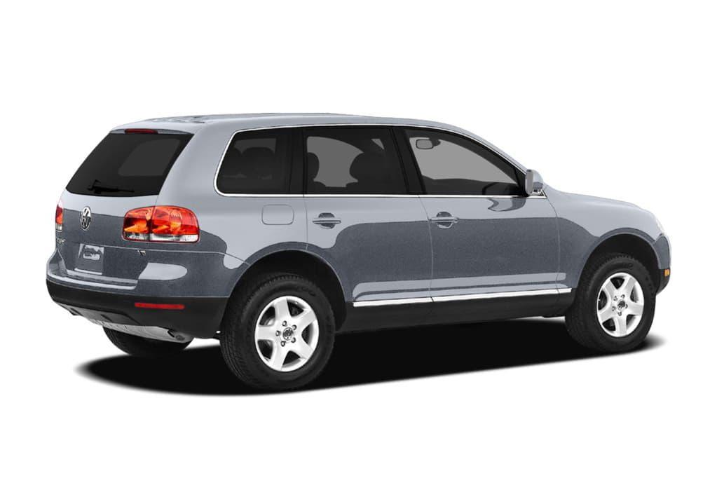 Recall Alert: 2004-2007 Volkswagen Touareg | News | Cars com