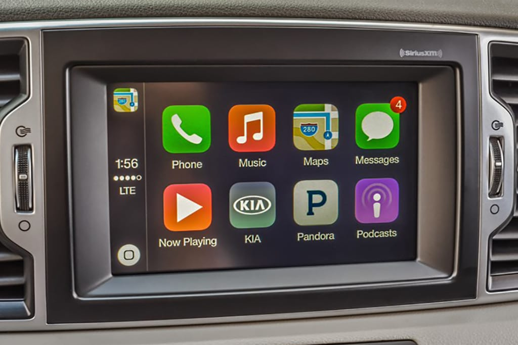 Software Update Delivers Apple CarPlay, Android Auto to More