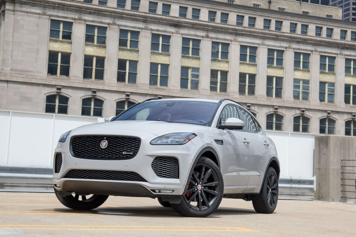 2018 Jaguar E-Pace Review: Trade-Offs for the Fun