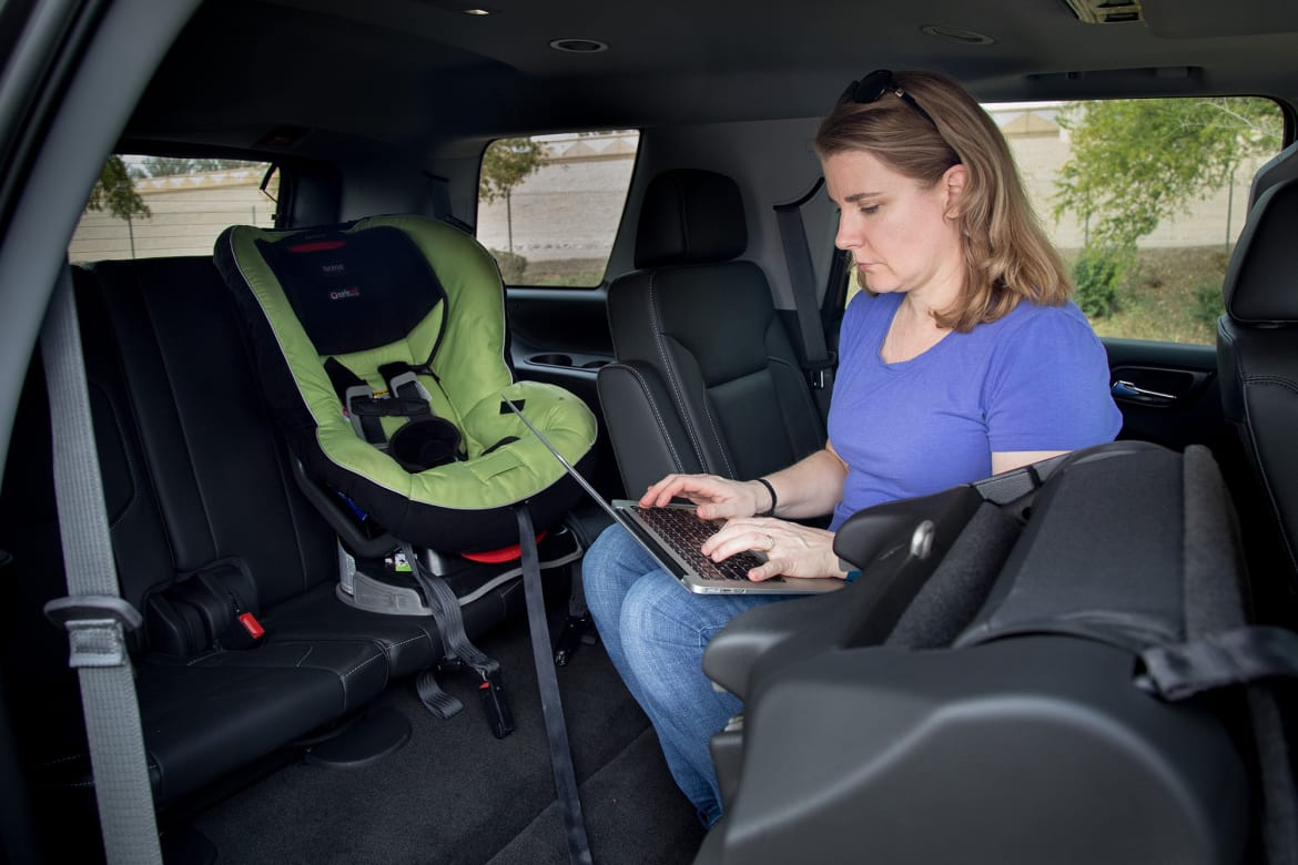 How Do Car Seats Fit In A 2018 Chevrolet Tahoe News