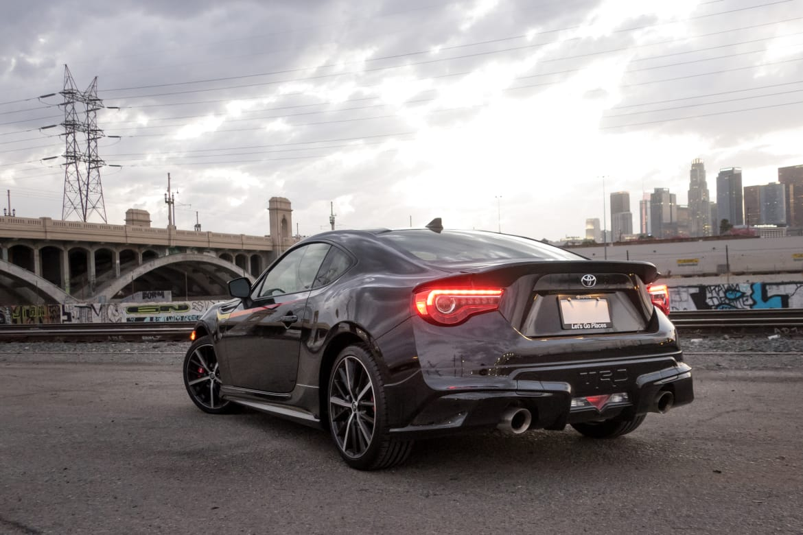 Is the 2019 Toyota 86 TRD Special Edition Special Enough for
