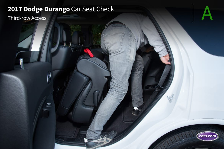 Amazing 2017 Dodge Durango Car Seat Check News Cars Com Alphanode Cool Chair Designs And Ideas Alphanodeonline