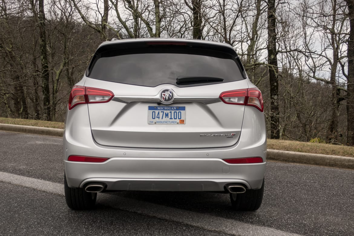 What's In A Name? Buick Goes Emblem-Only On 2019 Models