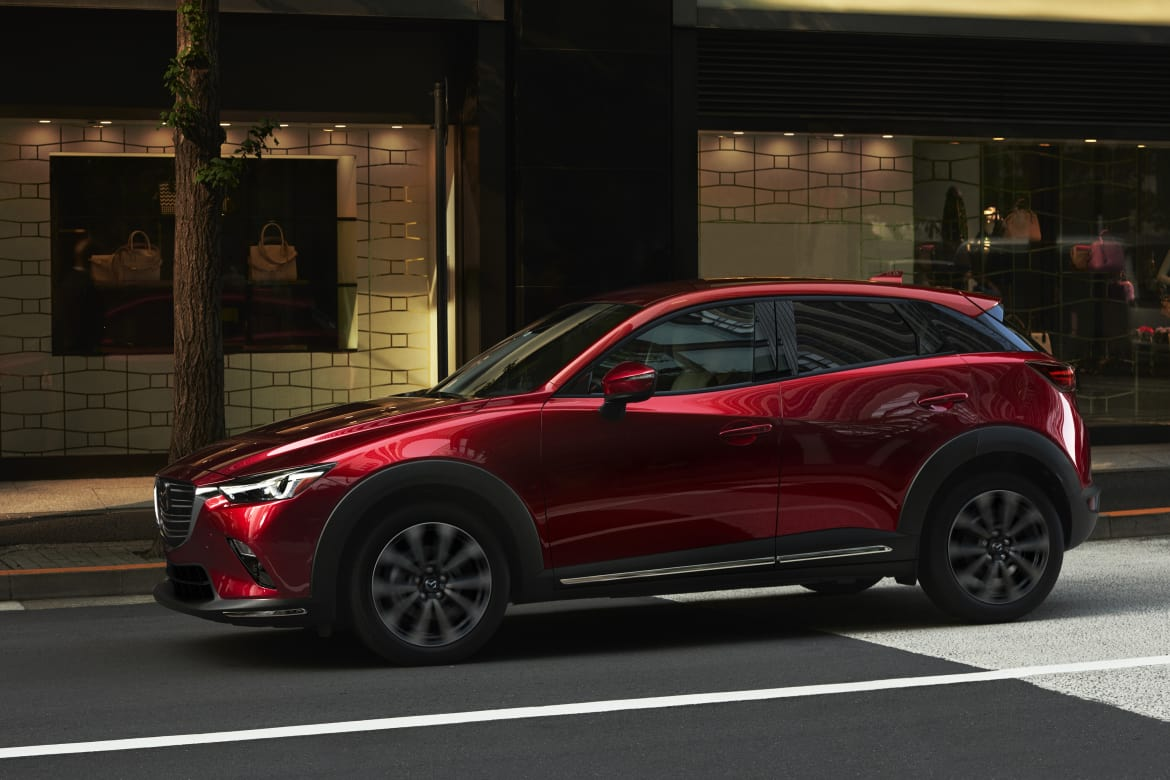 Mazda Build And Price >> 6 Ways The Refreshed 2019 Mazda Cx 3 Is Better News Cars Com
