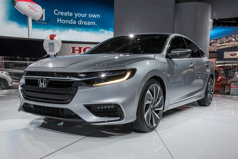 2019 Honda Insight Prototype: Photo Gallery | News | Cars.com