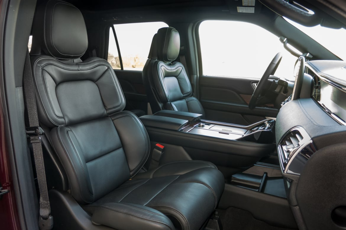 Do You Really Need the Lincoln Navigator's Black Label Trim