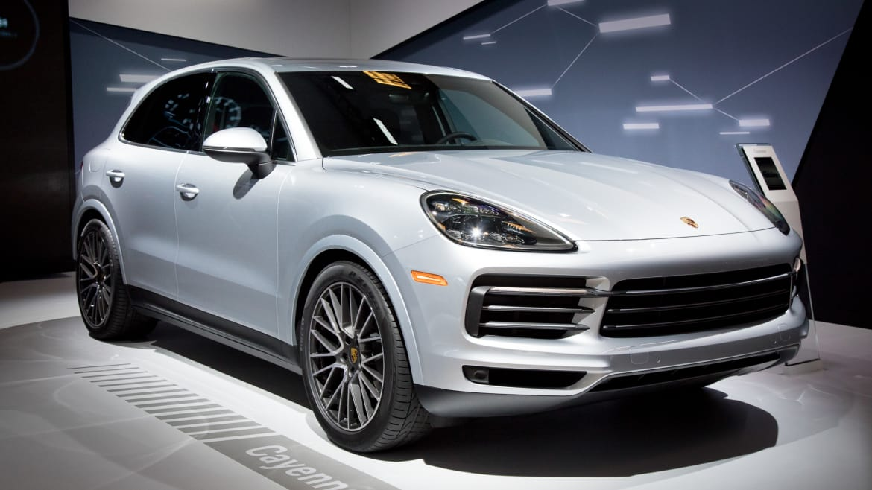 Porsche Cayenne Gts For Sale >> 2019 Cayenne: Porsche Didn't Mess With a Good Thing | News ...